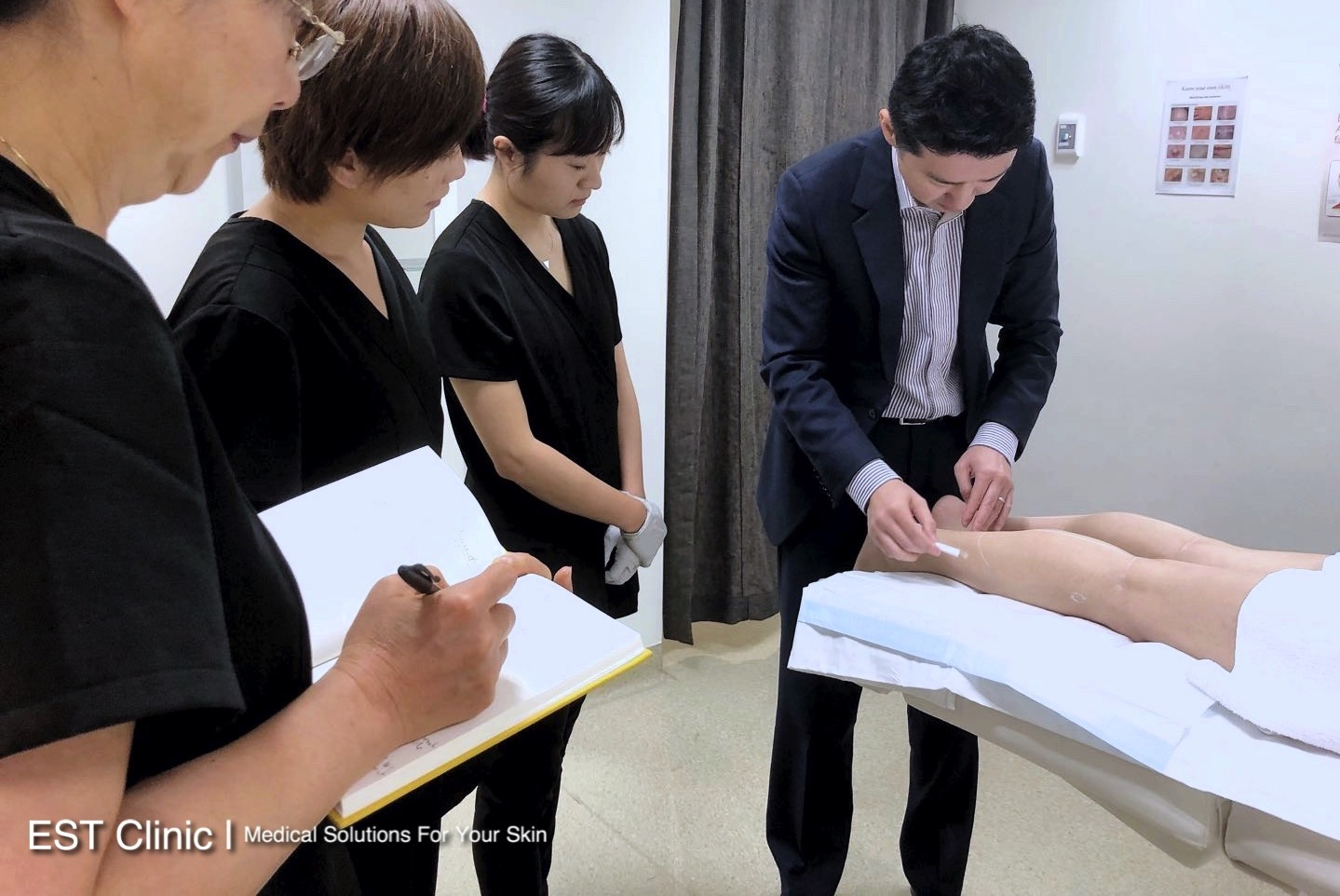 est clinic nurse 2