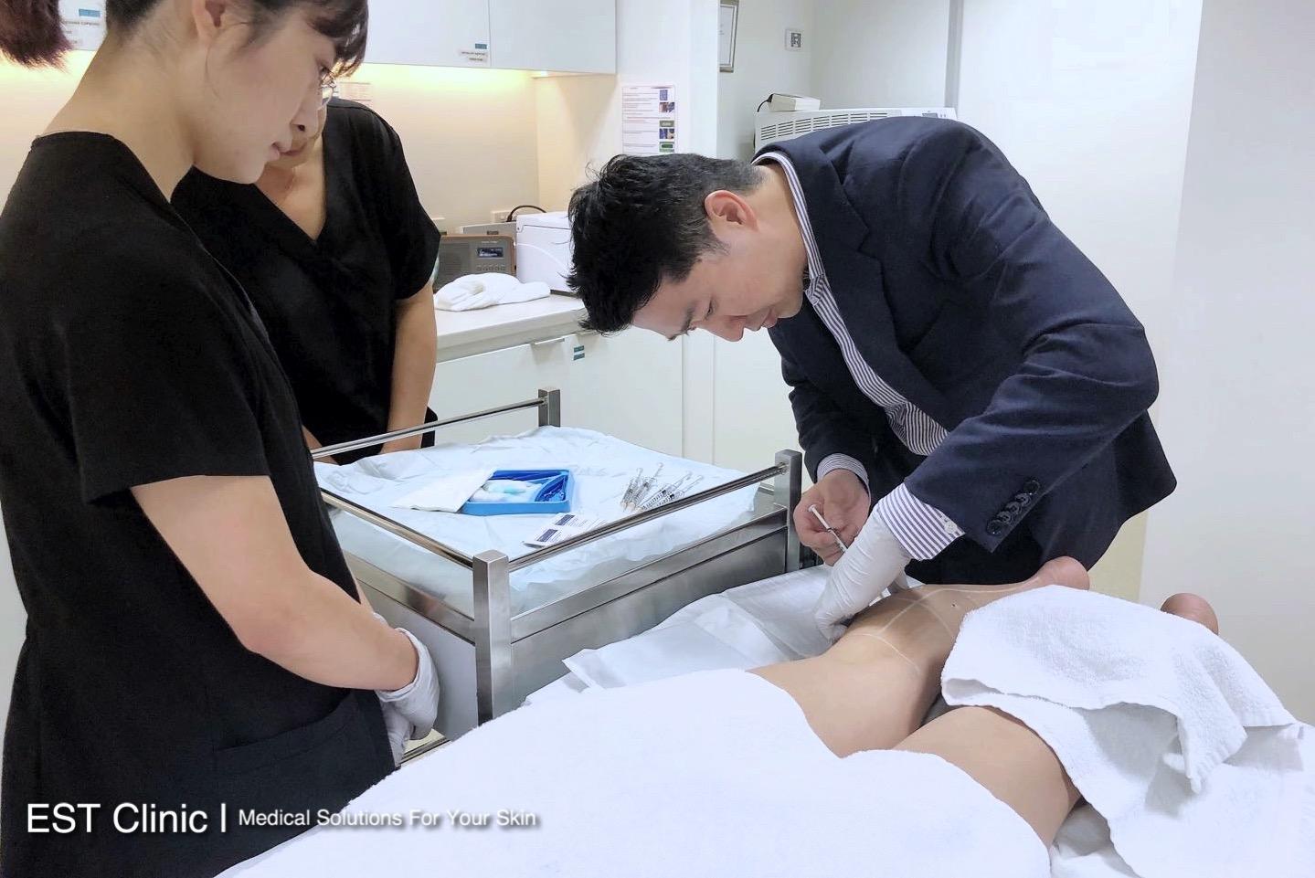 est clinic nurse 3