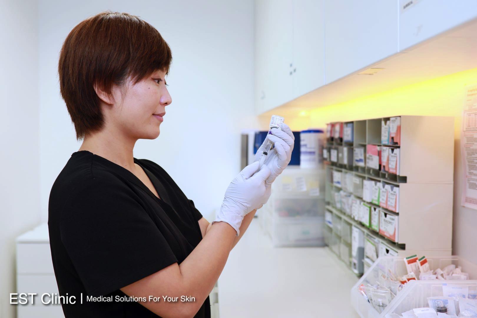est clinic nurse 5